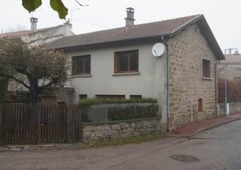 Location Maison 4 pièces 97m² Merle-Leignec (42380) - photo