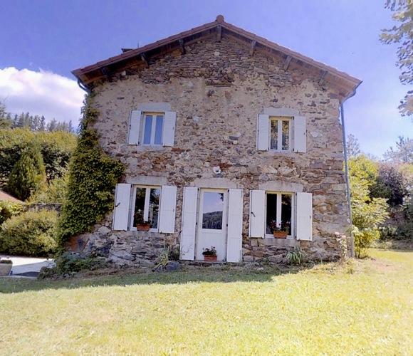 Vente Maison 5 pièces 124m² Laval-sur-Doulon (43440) - photo