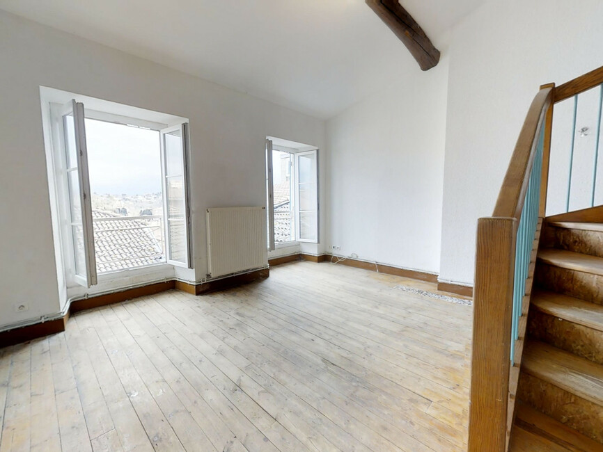 Vente Appartement 4 pièces 66m² Annonay (07100) - photo