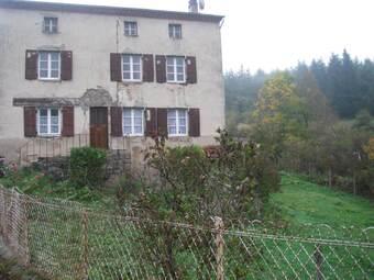Vente Maison 7 pièces 150m² Auzelles (63590) - photo
