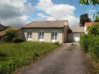 Vente Maison 5 pièces 82m² Montfaucon-en-Velay (43290) - photo
