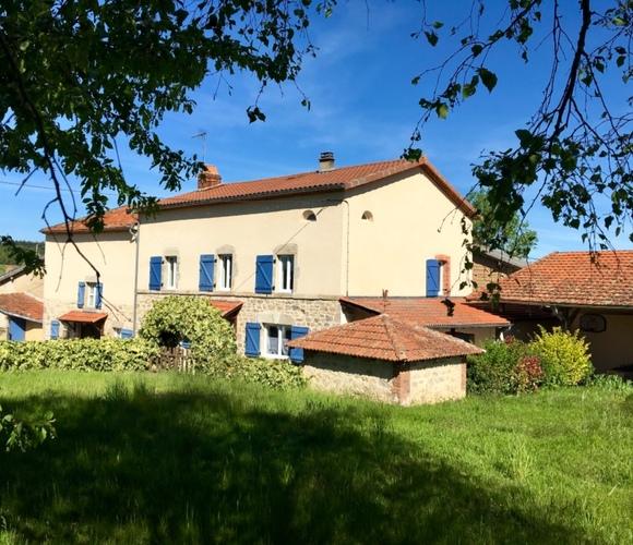 Vente Maison 6 pièces 167m² Courpière (63120) - photo