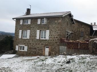 Location Maison 4 pièces 90m² La Tourette (42380) - photo
