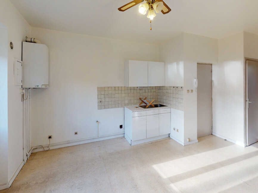 Vente Appartement 2 pièces 32m² Le Chambon-Feugerolles (42500) - photo