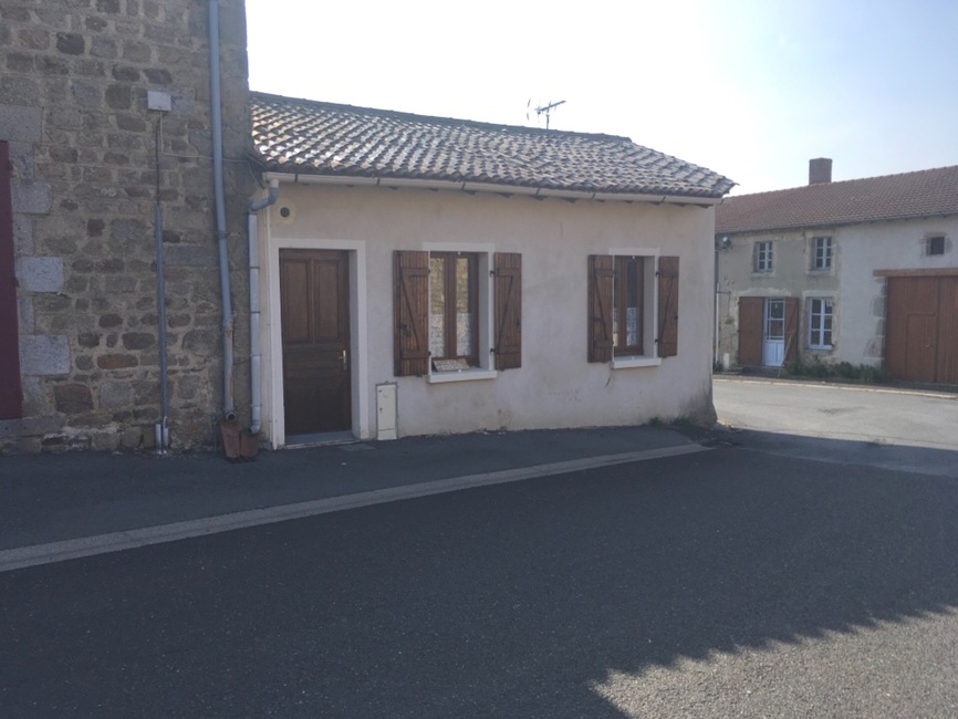 Vente Maison 3 pièces 60m² Fournols (63980) - photo
