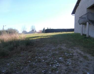 Vente Terrain 1 200m² Tence (43190) - photo