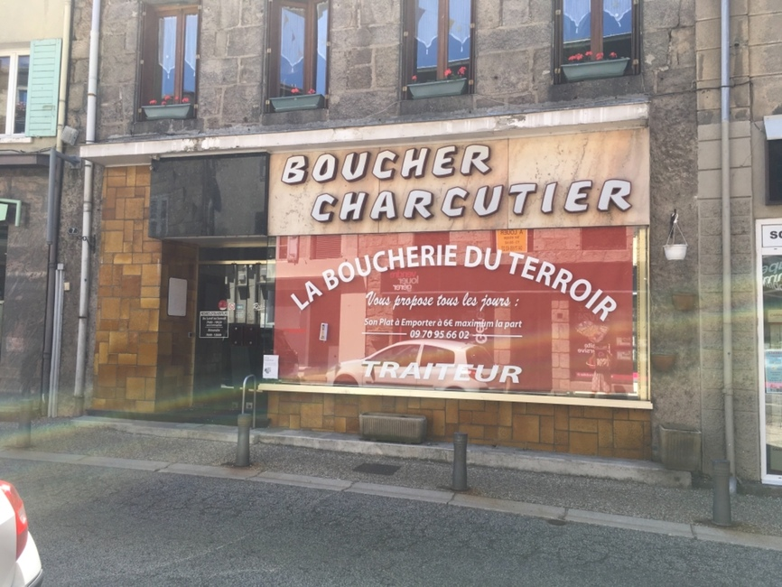 Vente Local commercial Tence (43190) - photo