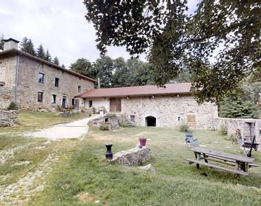 Vente Maison 6 pièces 185m² Saint-Julien-Molhesabate (43220) - photo