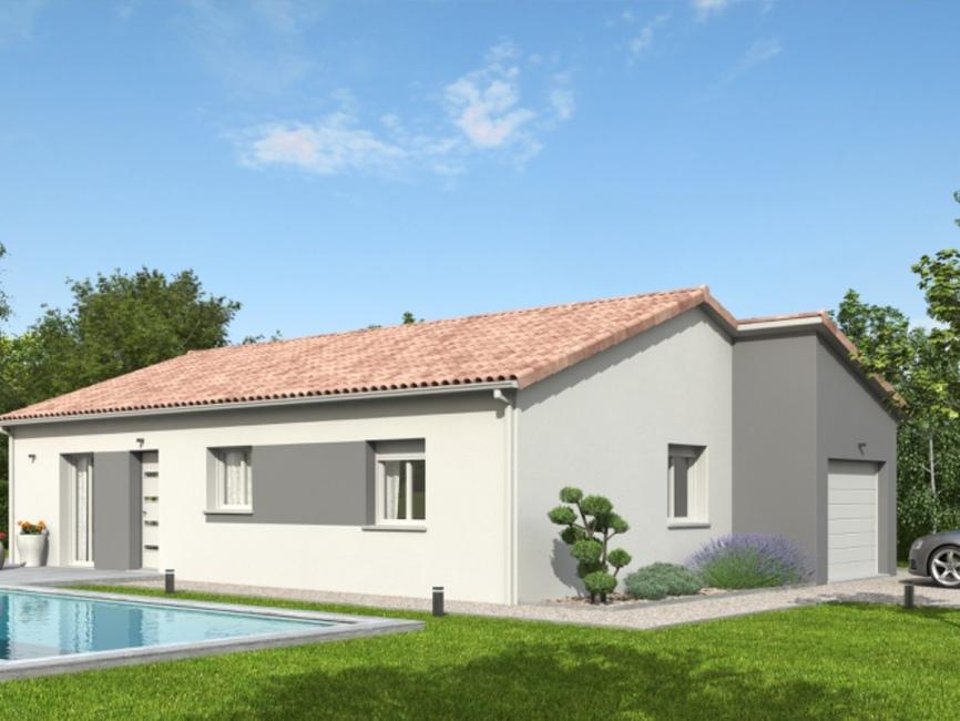 Vente Maison 6 pièces 88m² Montbrison (42600) - photo