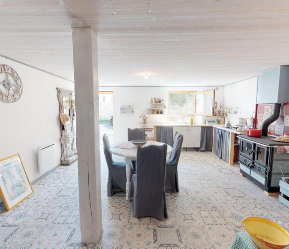 Vente Maison 3 pièces 100m² Rozier-Côtes-d'Aurec (42380) - photo