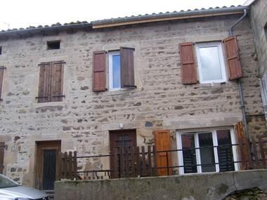Vente Maison 3 pièces 70m² Saint-Bonnet-le-Courreau (42940) - photo