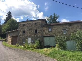Vente Maison 7 pièces 100m² Cunlhat (63590) - photo