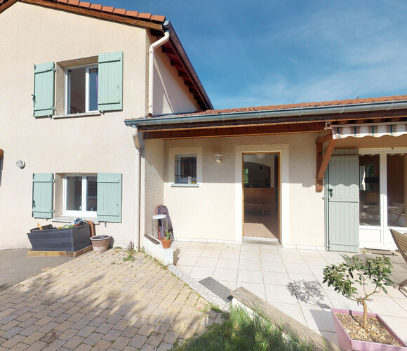 Vente Maison 107m² PROCHE BRIVES, - photo