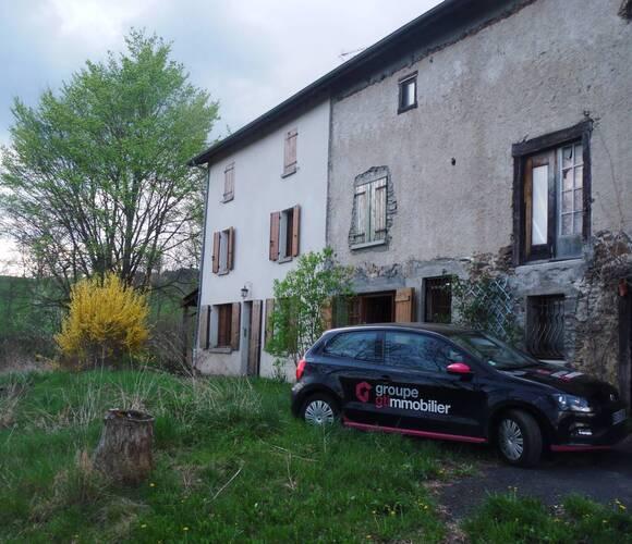 Vente Maison 10 pièces Marsac-en-Livradois (63940) - photo