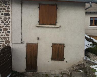 Vente Maison 2 pièces 33m² Saint-Julien-du-Pinet (43200) - photo