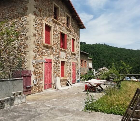 Vente Maison 12 pièces 240m² Saint-Gervais-sous-Meymont (63880) - photo