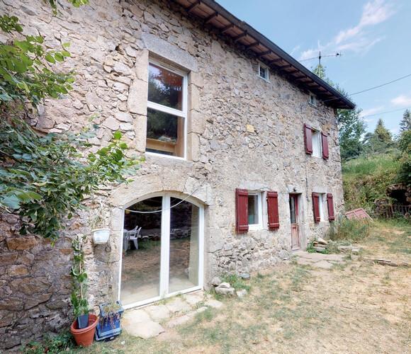 Vente Maison 10 pièces 173m² Saint-Victor-sur-Arlanc (43500) - photo