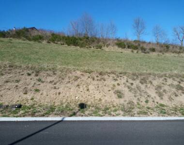 Vente Terrain 856m² Yssingeaux (43200) - photo