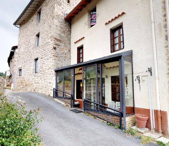 Vente Maison 3 pièces 80m² Craponne-sur-Arzon (43500) - photo