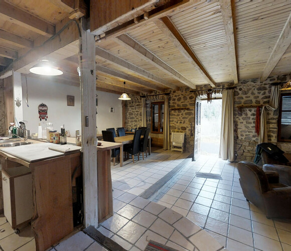 Vente Maison 8 pièces 218m² Paulhaguet (43230) - photo