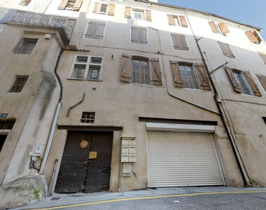 Vente Immeuble 500m² Annonay (07100) - photo