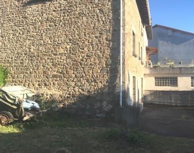 Vente Maison 4 pièces 80m² La Chapelle-Agnon (63590) - photo
