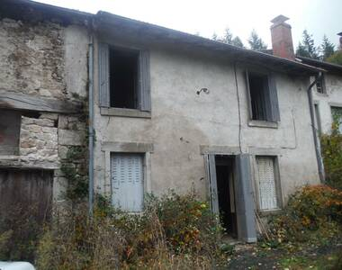 Vente Maison 5 pièces Olliergues (63880) - photo