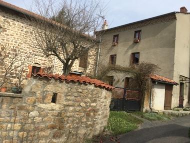 Vente Maison 6 pièces 90m² Usson-en-Forez (42550) - photo