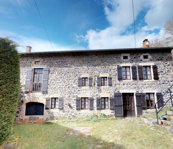 Vente Maison 6 pièces 190m² Craponne-sur-Arzon (43500) - photo