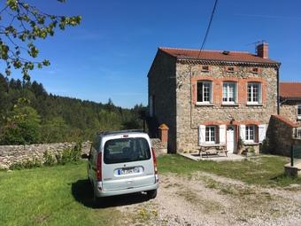 Location Maison 4 pièces 90m² La Séauve-sur-Semène (43140) - photo