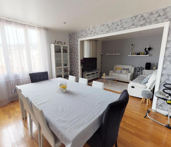 Vente Appartement 3 pièces 98m² Saint-Étienne (42000) - photo