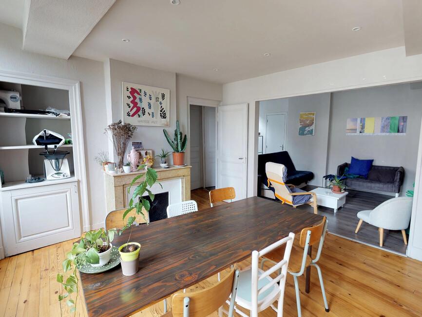 Vente Appartement 6 pièces 120m² Saint-Étienne (42000) - photo