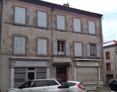 Vente Immeuble 240m² Paulhaguet (43230) - photo