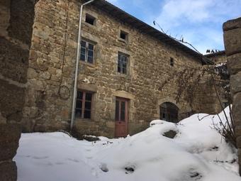 Vente Maison 6 pièces 135m² La Chapelle-en-Lafaye (42380) - photo