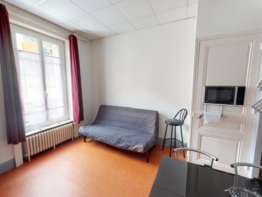 Vente Appartement 2 pièces 36m² Saint-Étienne (42100) - photo