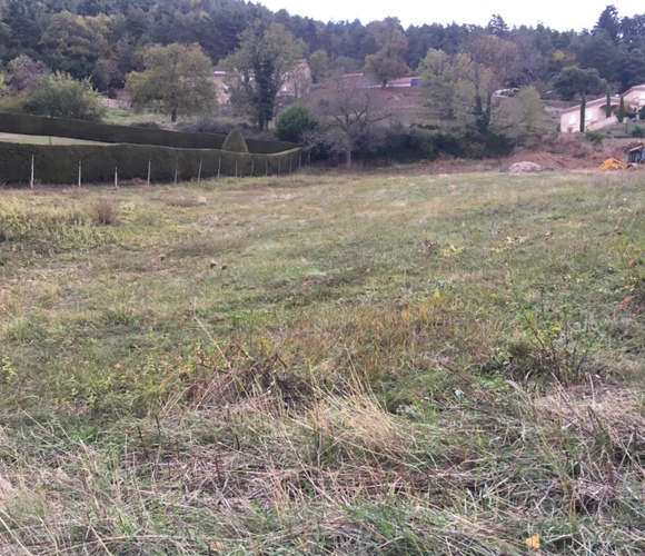 Vente Terrain 1 752m² Annonay (07100) - photo