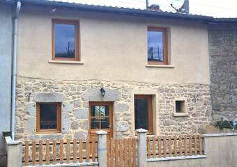 Location Maison 4 pièces 72m² Périgneux (42380) - photo