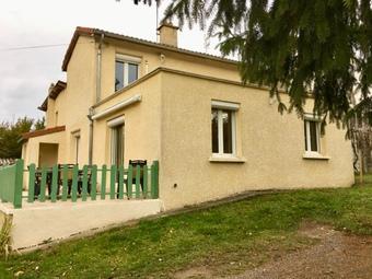 Vente Maison 4 pièces 107m² La Fouillouse (42480) - photo