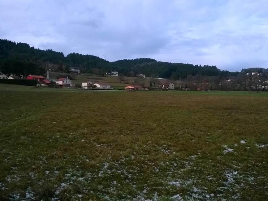 Vente Terrain 3 937m² Ambert (63600) - photo