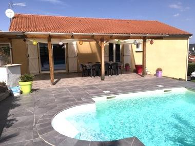 Vente Maison 5 pièces 101m² Fraisses (42490) - photo