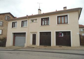 Vente Maison 9 pièces 160m² Montfaucon-en-Velay (43290) - photo