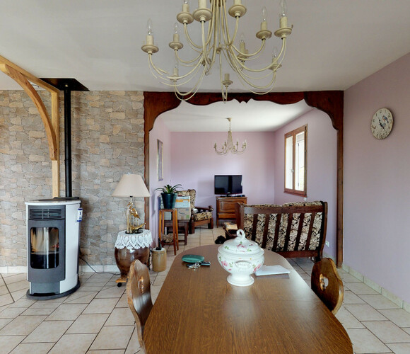 Vente Maison 6 pièces 250m² Ambert (63600) - photo