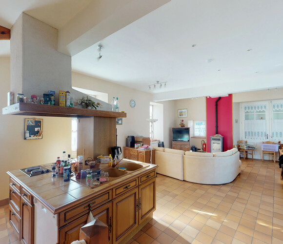 Vente Maison 4 pièces 120m² Laussonne (43150) - photo
