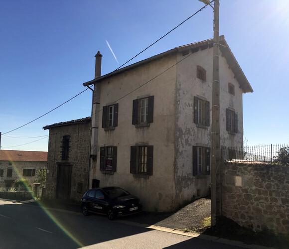 Vente Maison 5 pièces 110m² Bellevue-la-Montagne (43350) - photo