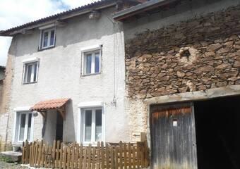 Vente Maison 5 pièces 90m² Arlanc (63220) - photo