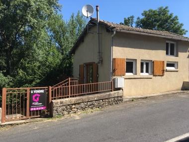 Vente Maison 2 pièces 45m² Lavoûte-Chilhac (43380) - photo