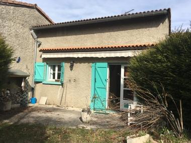 Vente Maison 3 pièces La Tourette (42380) - photo