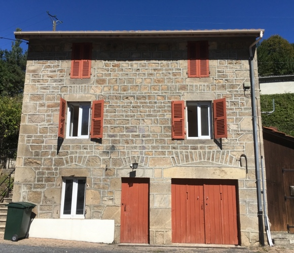 Vente Maison 4 pièces Olliergues (63880) - photo