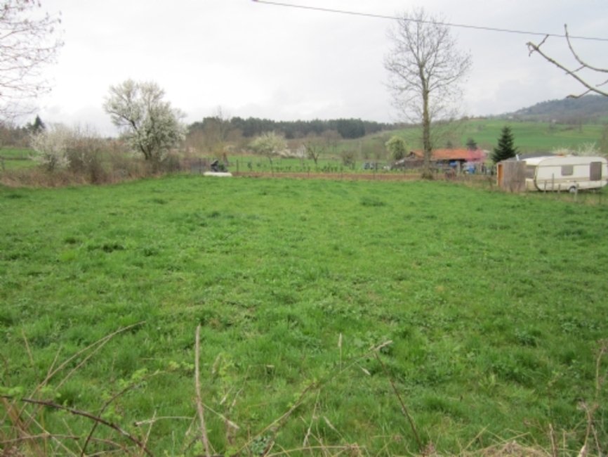 Vente Terrain 940m² Beaux (43200) - photo