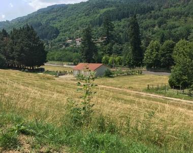 Vente Terrain 1 009m² Annonay (07100) - photo